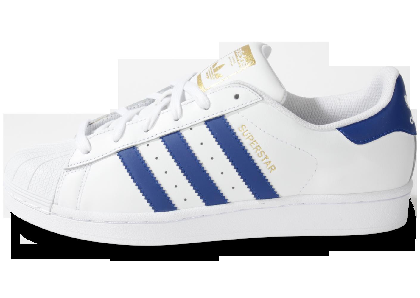 huge selection of 83400 3cb3a adidas blanche et bleu femme