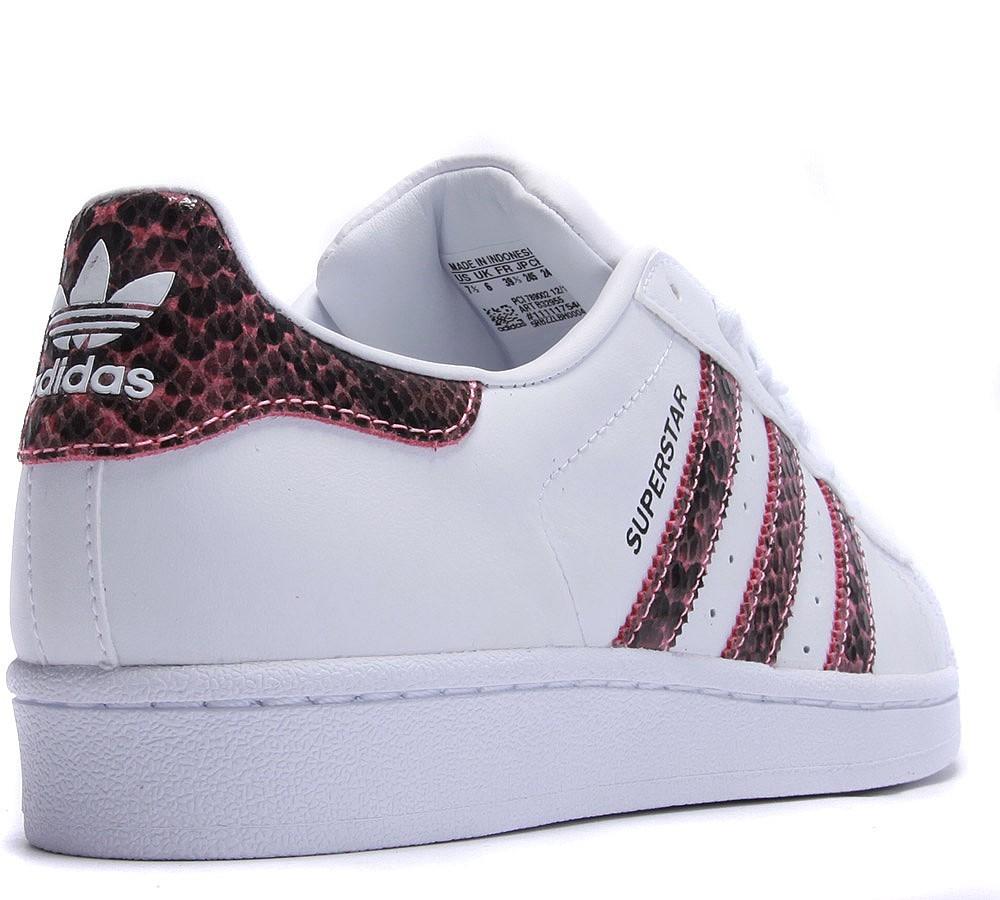 Femme Superstar Adidas Snake L4ja35r Chaussures F1lKTc3J