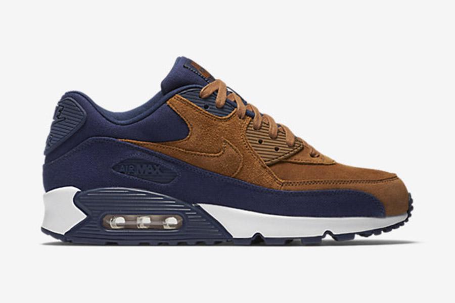 newest collection 4b80d 88466 air max marron et bleu
