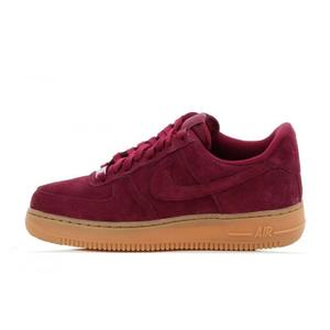 nike air force one rouge bordeaux