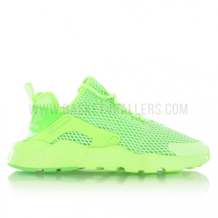 premium selection f4979 1150c nike huarache vert fluo