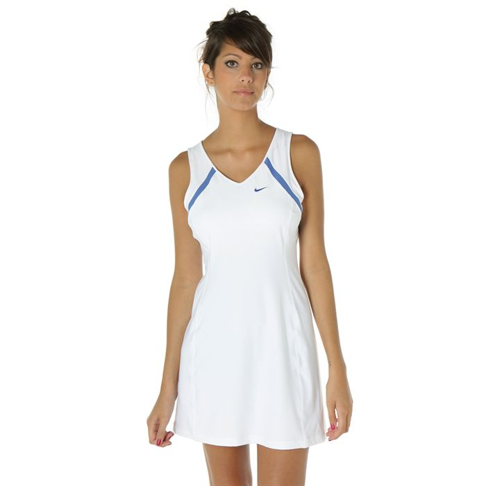 new product e326a 9b588 robe tennis femme nike